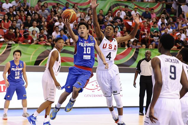 US youth star Ferguson praises Batang Gilas as 'the toughest we've played against'