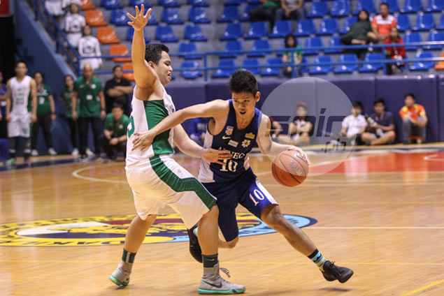 Jolo Mendoza thrilled to reunite with Nieto twins, learn from Tab Baldwin at Ateneo