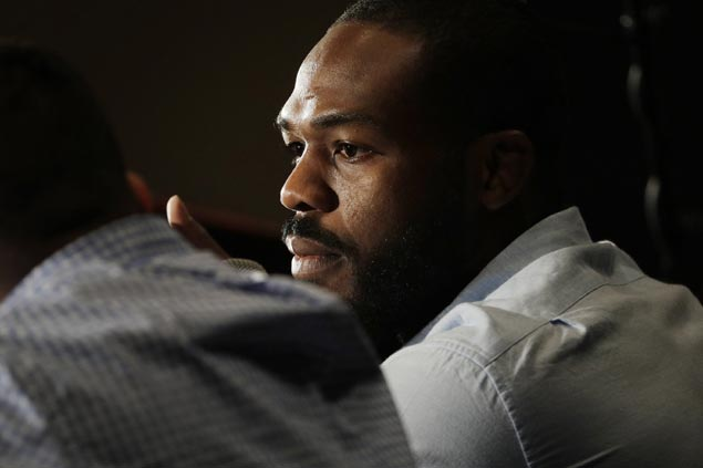 UFC star Jon Jones faces lengthy suspension after backup sample also fails doping test