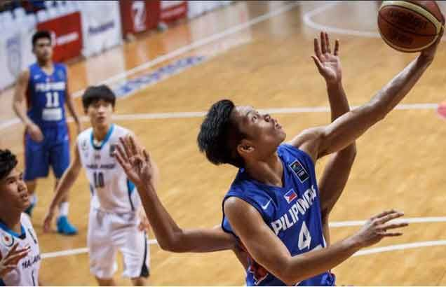 Batang Gilas soothes pain of shock loss to Japan, vents ire on Thailand in Fiba U16