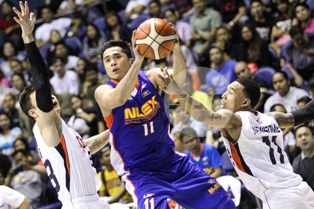 FEU title romp a timely tonic for Jonas Villanueva after yet another NLEX loss