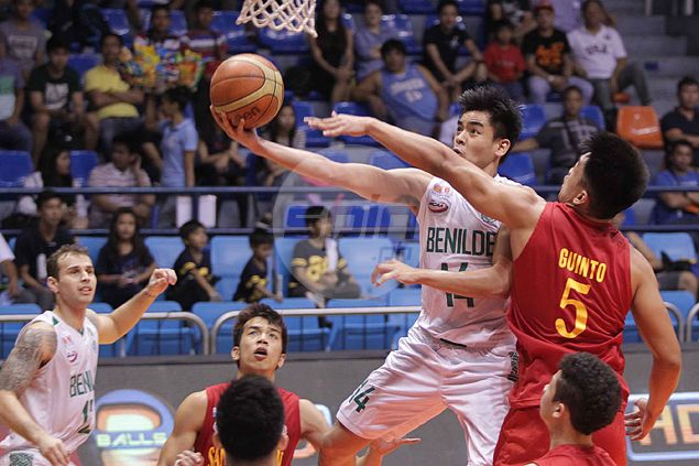 CSB Blazers snap three-game slide and send cellar-dwelling SSC-R Stags to fourth straight loss