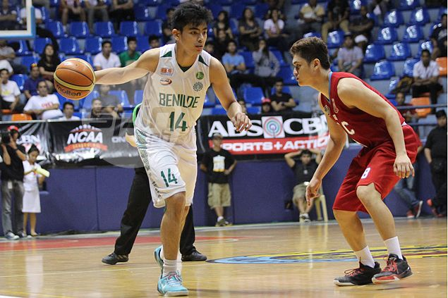 St. Benilde Blazers score first victory of NCAA Season 91 and keeps EAC Generals winless