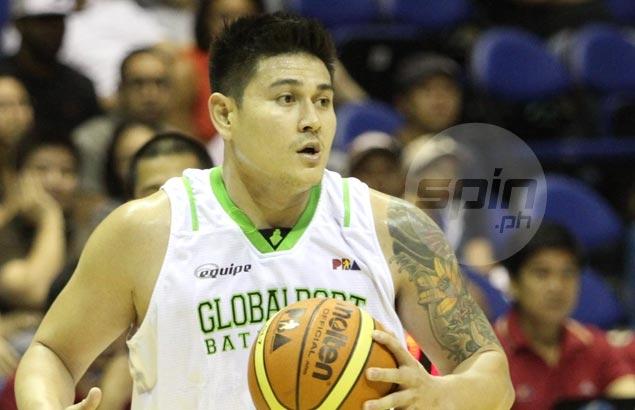 Bruiser Jondan Salvador set for basketball comeback with Cebu Ninos in MPBL