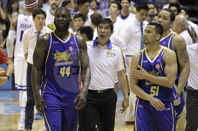 Talk 'N Text looking to match Purefoods' 'do-or-die mentality' in crucial Game Four
