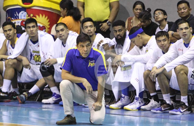 Nuyles, Sumalinog, rookie Levi Hernandez fight for final roster spot at TNT