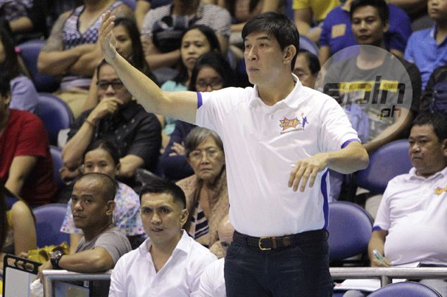 Uichico hopes silent treatment works wonders for struggling Talk 'N Text in battle vs lowly Blackwater