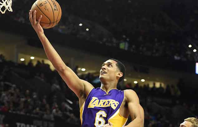 Jordan Clarkson selected for Team USA instead of Team World, but happy to represent Philippines in NBA All Stars
