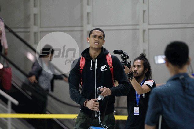 Look who's in town: LA Lakers' Fil-Am rookie Jordan Clarkson arrives for NBA appearances