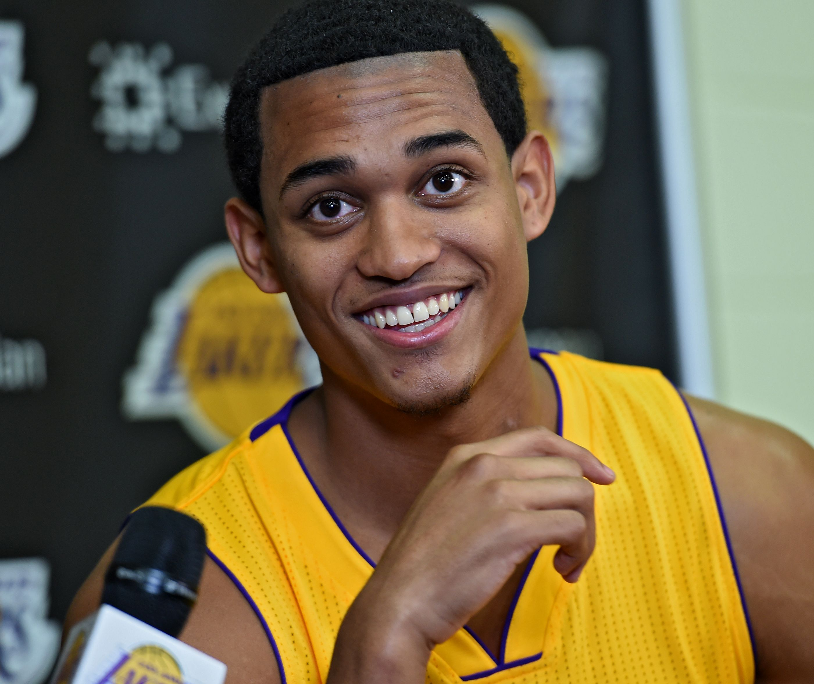 Jordan Clarkson's show of support: 'My heart is with my Gilas brothers in China'