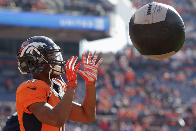 Gabe Norwood so proud as brother Jordan makes it to Super Bowl with Broncos