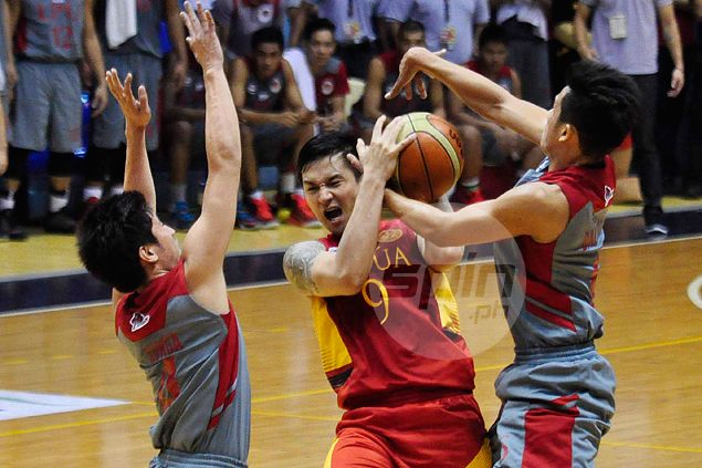 Josan Nimes, Allwell Oraeme admit complacency almost got the better of Mapua