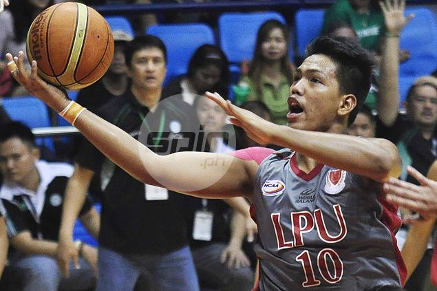 Benched for tardiness, Lyceum's Gabayni proves it's never too late to make amends