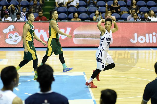 Adamson sparkplug Joseph Nalos believes tough stand vs FEU a sign of good things to come