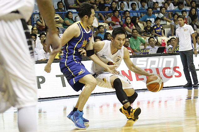 Joseph Yeo says move from Ginebra to lowly Barako a 'blessing in disguise'