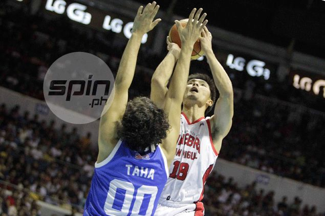 Joseph Yeo provides spark as Ginebra deals Purefoods a thorough beating