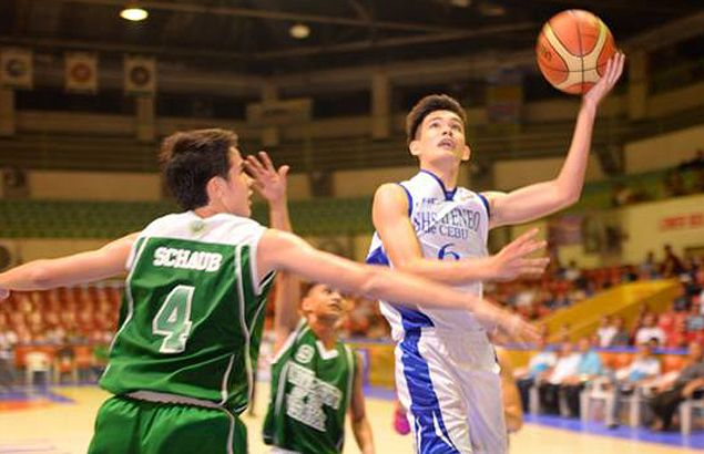 Sacred Heart School one win away from Cesafi juniors title