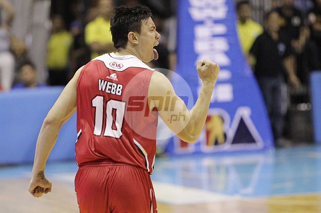 This Webb can shoot as Joshua's clutch trey sparks late surge for KIA