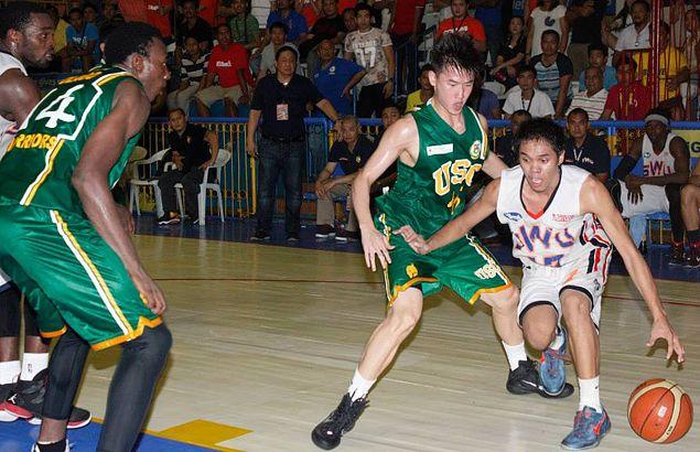 FEU cast-off 'John Lloyd' Luz finds his niche with SWU Cobras in Cebu league