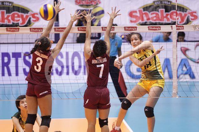 FEU Lady Tamaraws deal Batanguenas a reality check in V-League debut