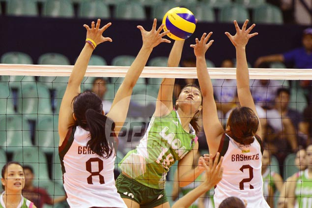 Jovielyn Prado emerges from her shell to lead Laoag to V-League semis