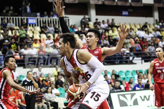 JP Erram says PBA career game with Blackwater a big boost to his confidence