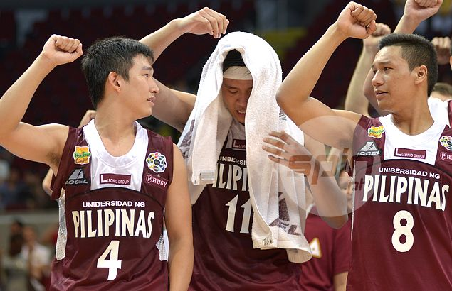 JR Gallarza hopes to graduate from UP a magna cum laude after stint with Maroons