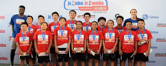 Junior NBA Philippines widens reach with skills clinics in three new locations