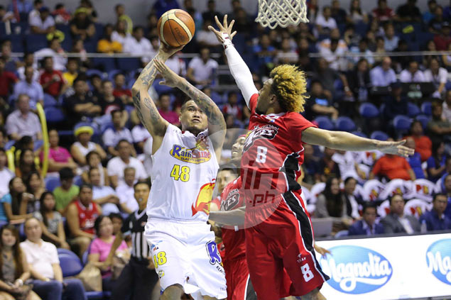 Rain or Shine moves on verge of sweep as Alaska woes in PBA Finals continue