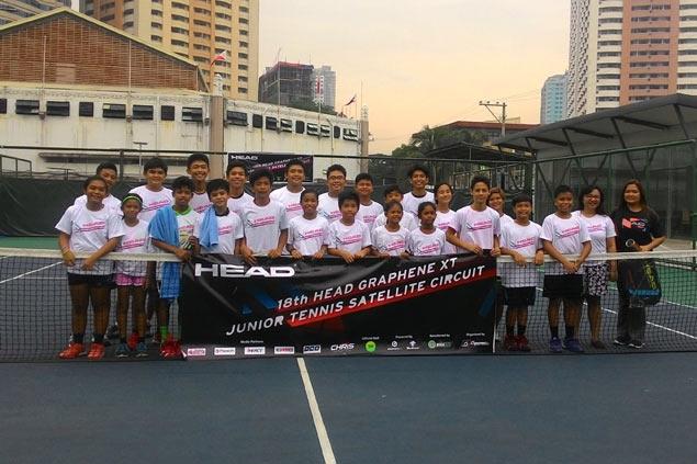 Miles Vitaliano dominates Manila leg to close out 18th year of Head junior netfest