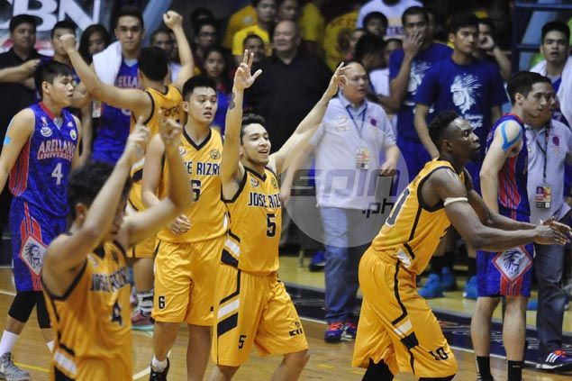 Arellano Chiefs file protest after bizarre ending to double-overtime loss to JRU Bombers