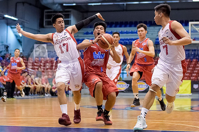 Juami Tiongson builds confidence with 34-point night in D-League prior to return to PBA