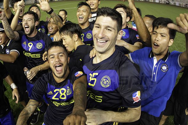 Juani Guirado apologetic after sending-off nearly costs Ceres League Cup trophy