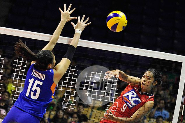 Frustration mounts for Judy Cabbalejo as PSL losses pile up RC Cola-Air Force