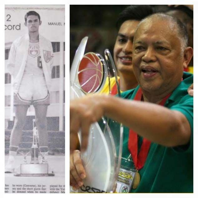 A champion as a player with USC 57 years ago, Julian Macoy a winner anew as Warriors consultant