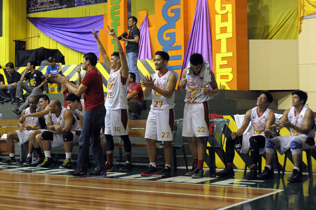 Jumbo Plastic drubs Sta. Lucia to book outright semis slot in PCBL basketball