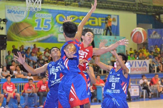 UV Lancers shine as East squads win Cesafi All Star games