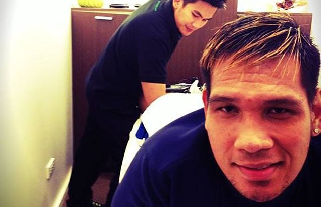 June Mar Fajardo takes precaution, says PBA much more physical than World Cup and Asiad