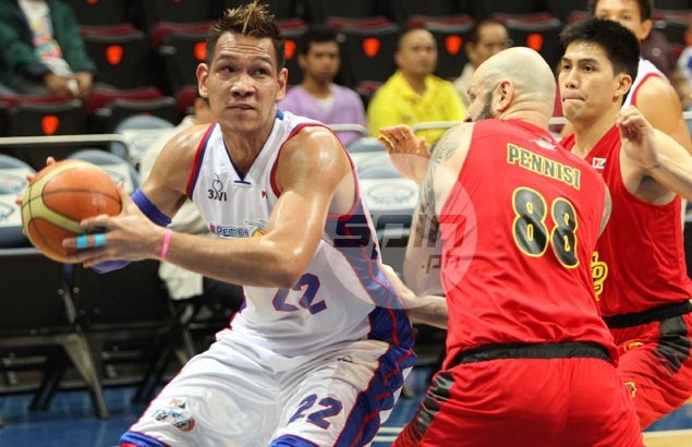 Fajardo holds off Aguilar to keep lead in Best Player of Conference stats race