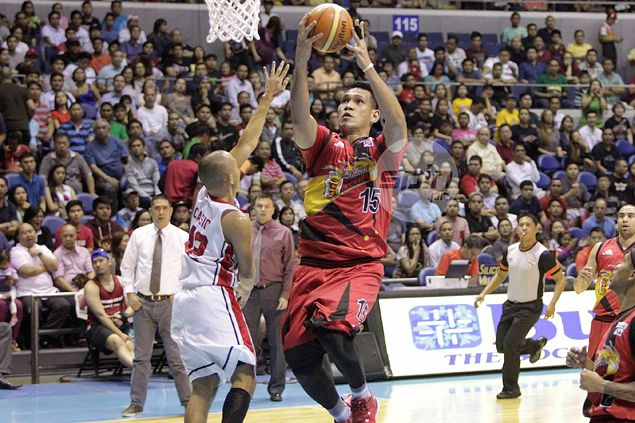 San Miguel puts premium on nutritional needs as Beermen gear up for tough grind ahead in finals