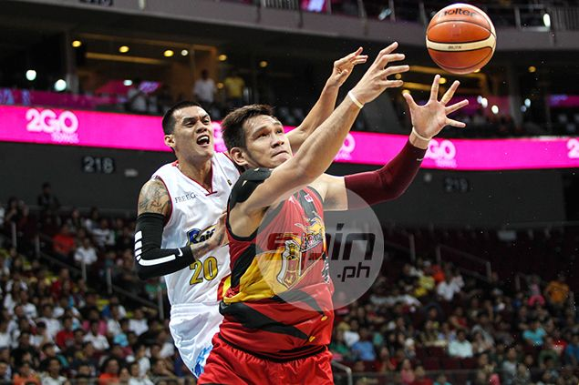 SMB vows to go to June Mar Fajardo more in match against upset-conscious Blackwater