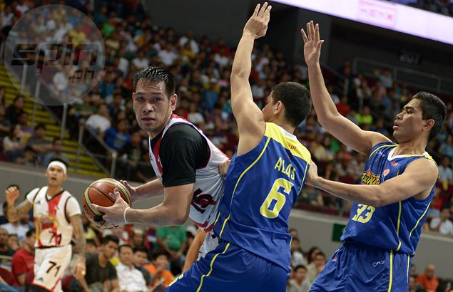 Rest and recovery for banged-up Fajardo as he braces for physical battle in PBA Finals