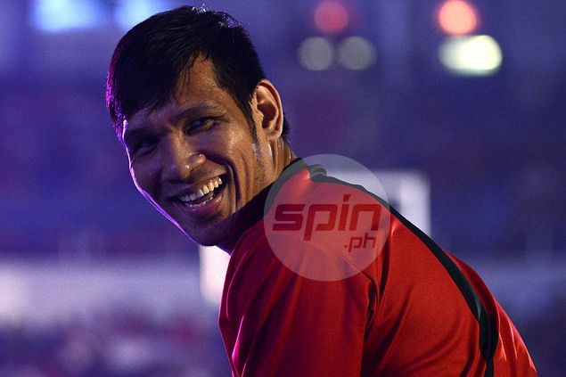Here's the reason why June Mar Fajardo isn't inclined to try his luck in the NBA
