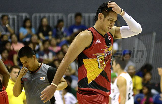 One-week break means rest and recovery for Fajardo and SMB's walking wounded