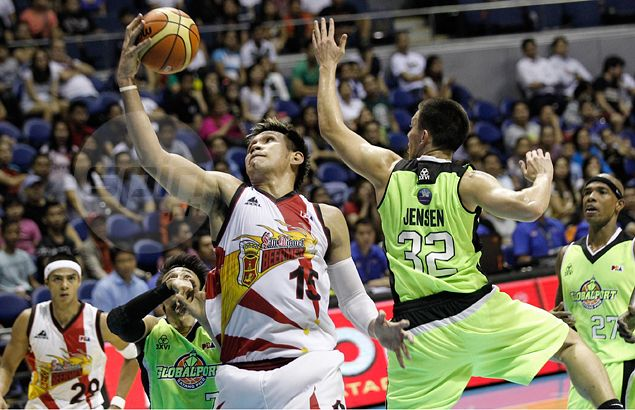 San Miguel tumbles out as win over GlobalPort not enough to salvage playoff hopes