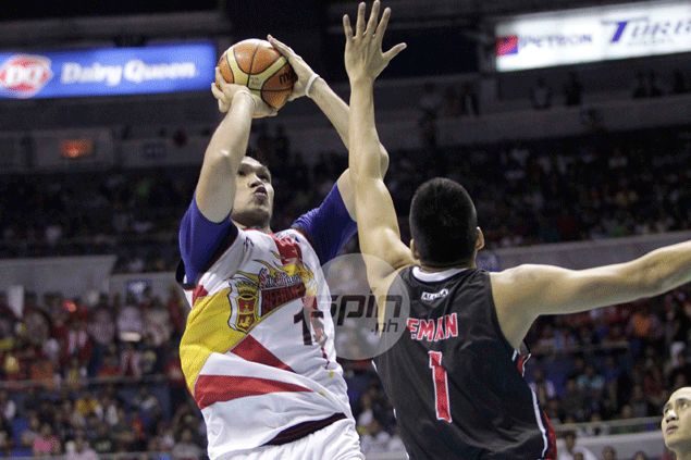 Fajardo should impose will if SMB is to have a chance in Game Seven, says Arwind Santos