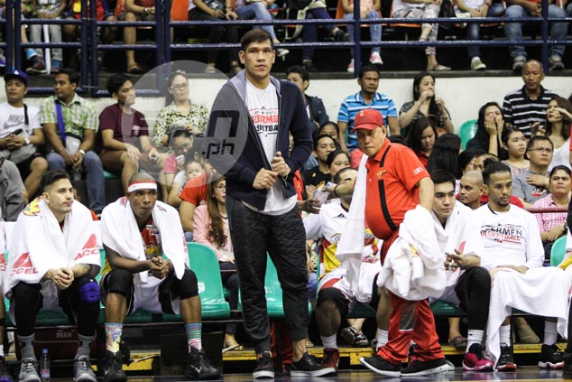 Austria vows June Mar Fajardo will play if SMB can extend Alaska to a Game 7
