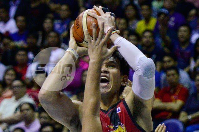 June Mar Fajardo admits fatigue but adds, 'I'd rather be sore than sorry'
