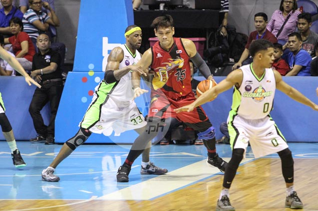 June Mar Fajardo says impressive Tyler Wilkerson takes a load off his back