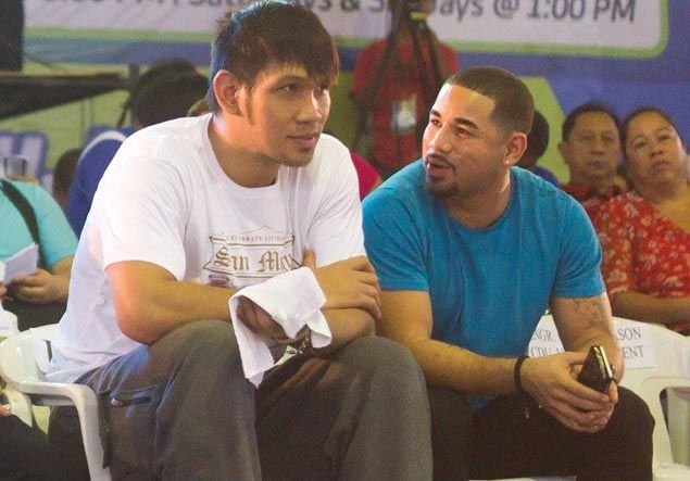 June Mar Fajardo back in Manila but still unsure of Gilas participation due to painful feet
